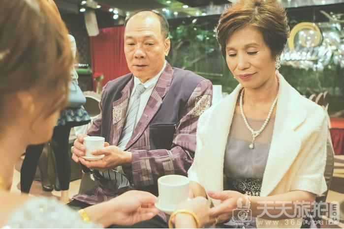 三个注意事项:文定奉茶、结婚吃茶差别在哪?【4】