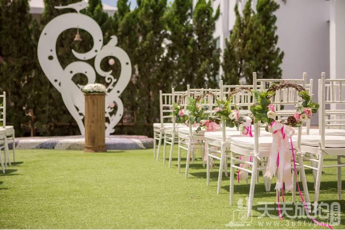 带你看看报道台湾婚礼 充满浪漫风情的青青风车庄园,美到爆【1】