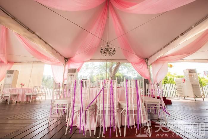 带你看看报道台湾婚礼 充满浪漫风情的青青风车庄园,美到爆【9】