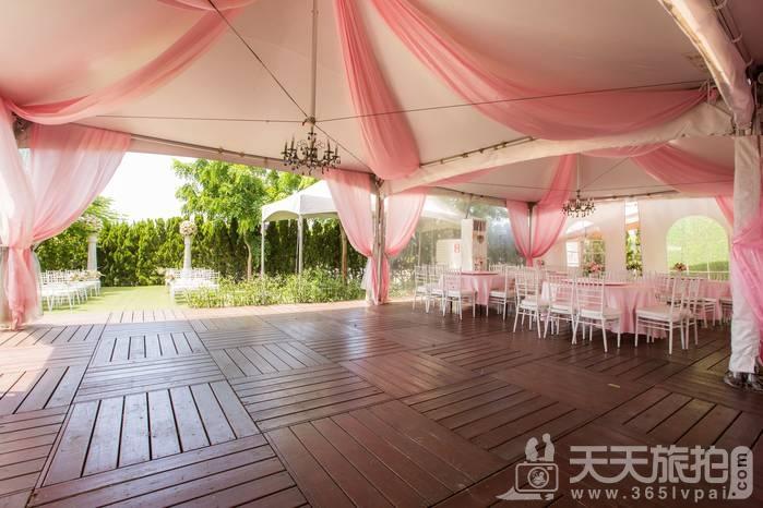 带你看看报道台湾婚礼 充满浪漫风情的青青风车庄园,美到爆【11】