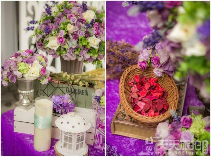带你看看报道台湾婚礼 充满浪漫风情的青青风车庄园,美到爆【21】