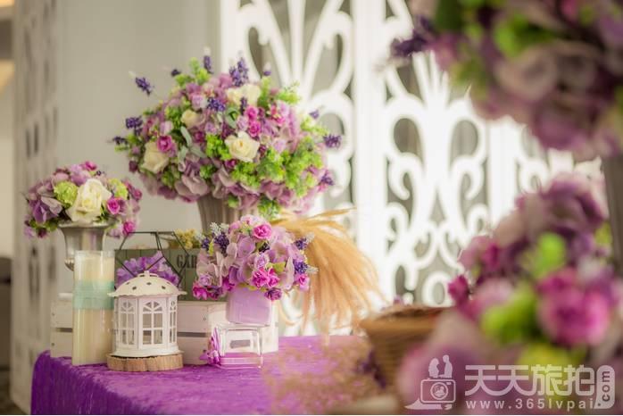 带你看看报道台湾婚礼 充满浪漫风情的青青风车庄园,美到爆【20】