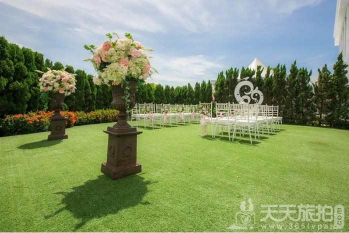 带你看看报道台湾婚礼 充满浪漫风情的青青风车庄园,美到爆【22】