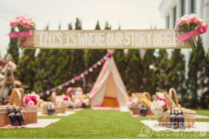 带你看看报道台湾婚礼 充满浪漫风情的青青风车庄园,美到爆【29】