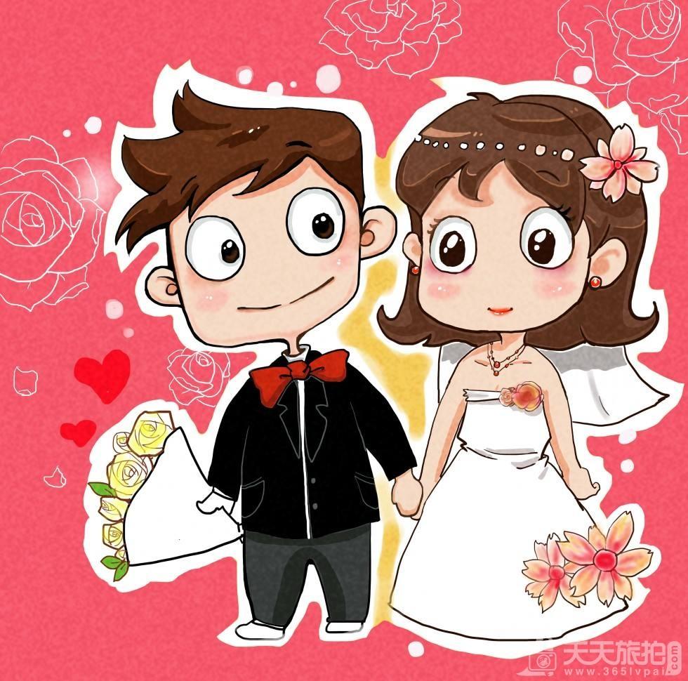 每个结婚新人们的必修课 结婚证照片要求