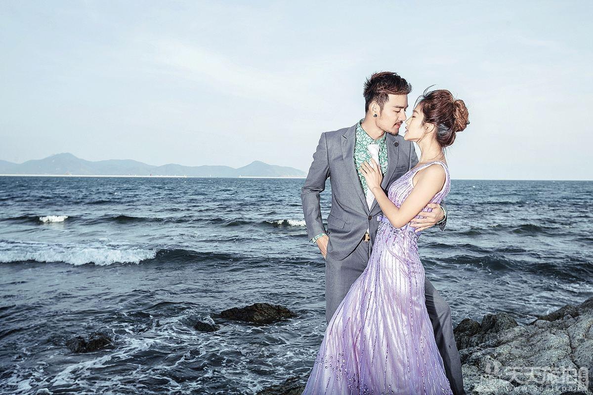 婚纱摄影拍摄技巧的小秘密揭秘