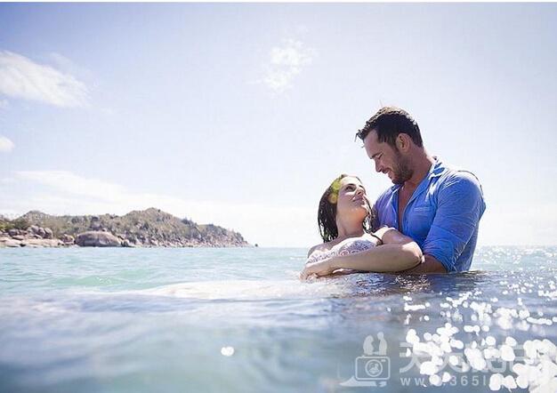 水之爱恋 结婚照没有婚纱就做条美人鱼吧【5】