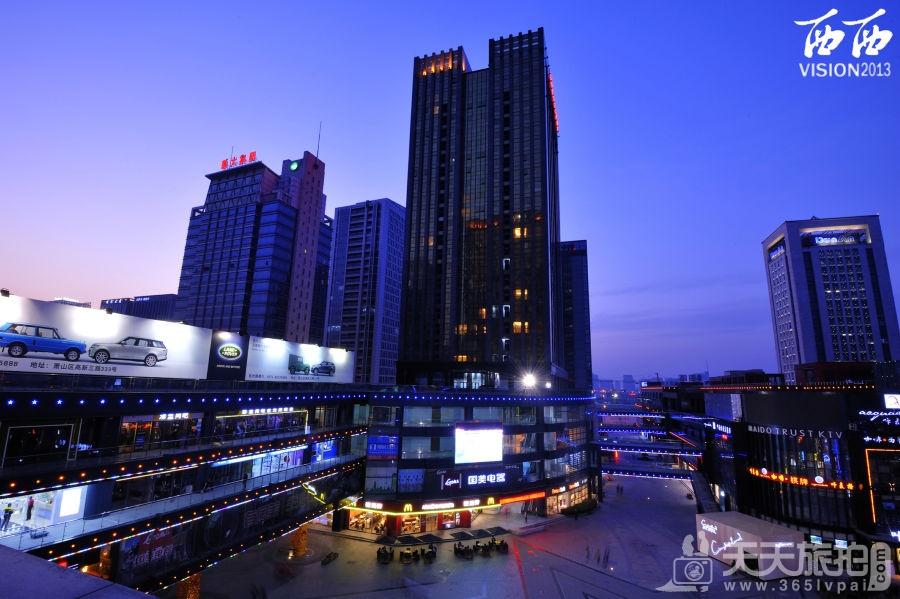 杭州滨江星光大道