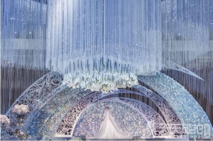 带你看看超梦幻婚礼组合 创造专属婚礼【1】