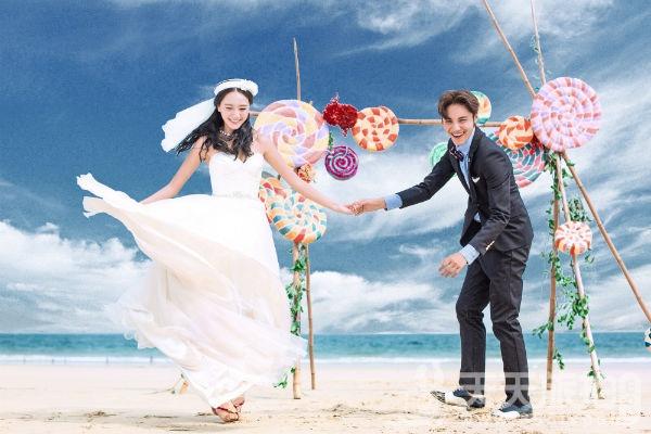 三亚旅拍婚纱照-三亚婚纱摄影