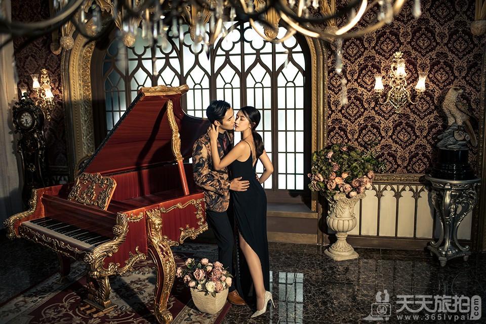 2020年婚纱摄影流行趋势 复古与感性占据重要地位