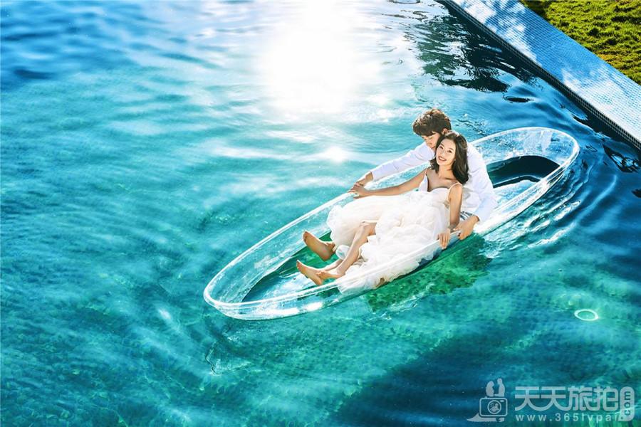 拍婚纱照攻略 旅游婚纱摄影怎么拍才有魅力