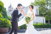 厦门鼓浪屿适合拍婚纱照的外景 鼓浪屿的哪些景点适合照婚纱照?