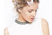 甜美可爱的日系新娘发型