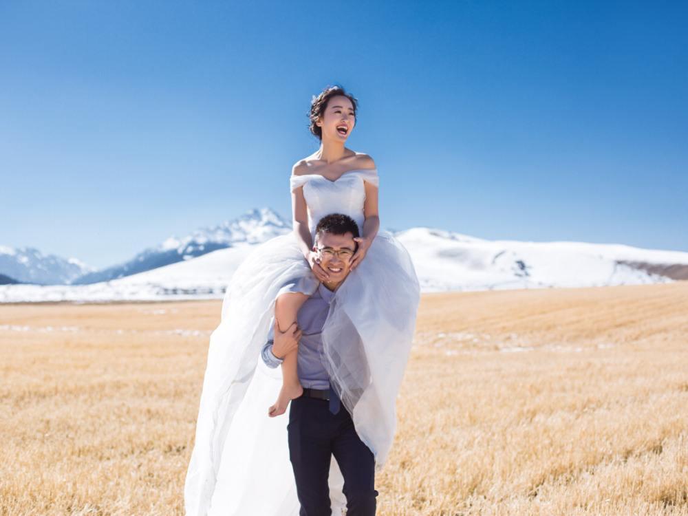 拍摄婚纱照新人要点总结和注意事项