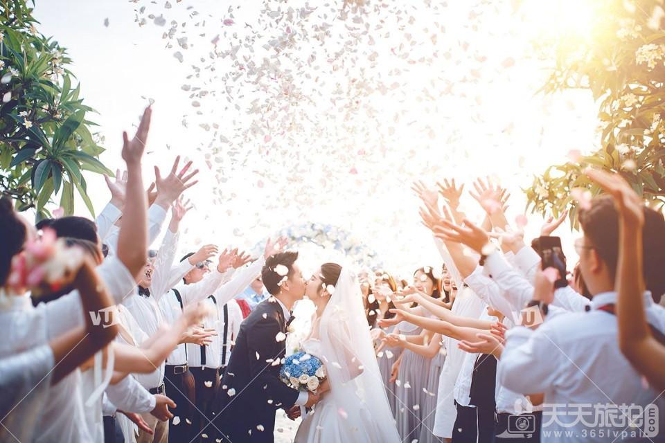 【海外婚礼攻略】海外婚礼五大魅力