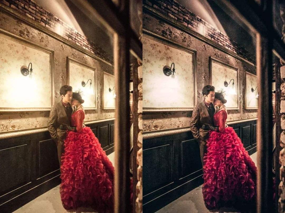 90后个性婚纱照盘点 唯美韩式婚纱摄影欣赏