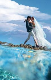 普吉岛婚纱照_泰国婚纱摄影哪家好_哪家好