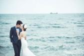 沙滩婚纱照怎么拍好看 感受浪漫的气息