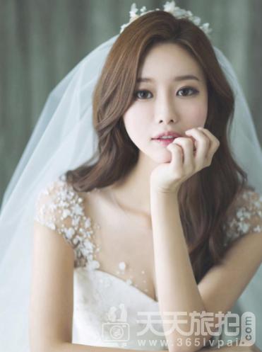 /韩式新娘妆