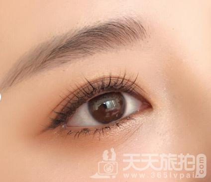 /韩式眼妆
